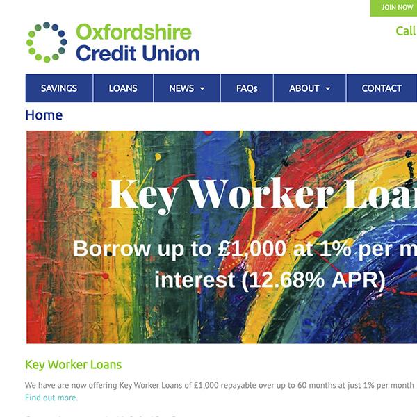 Oxfordshire Credit Union
