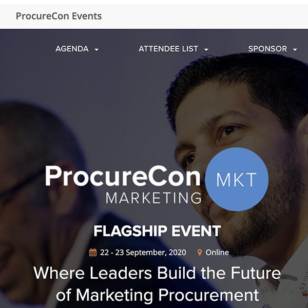 Procurecon Events